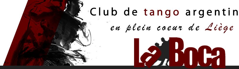 La Boca – Club de tango à Liège